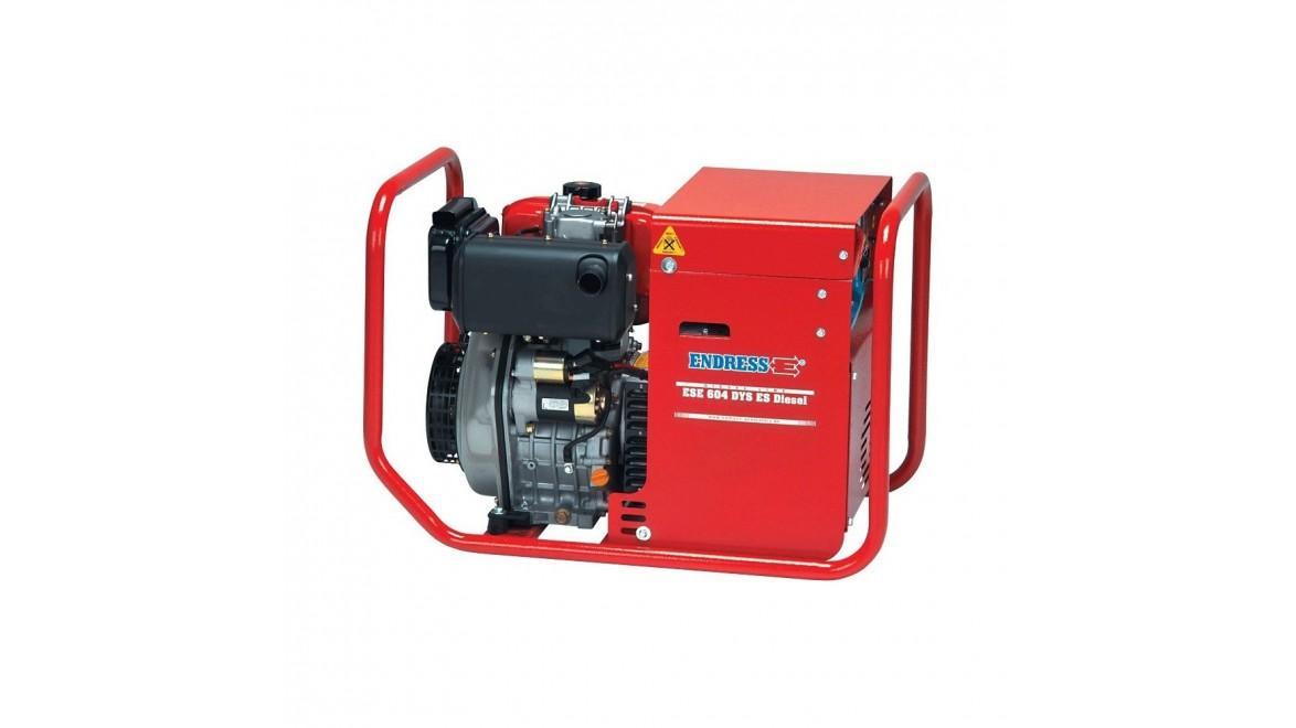 Дизельный генератор Endress ESE 604 DYS ES Diesel (121002)
