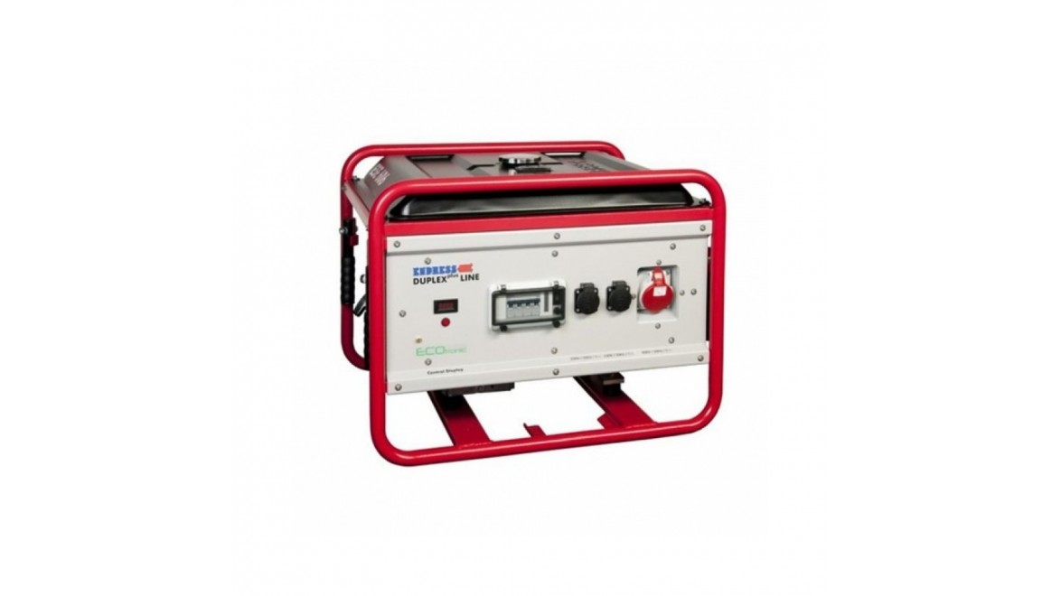 Бензиновый генератор Endress ESE 606 DHG-GT ES DUPLEX