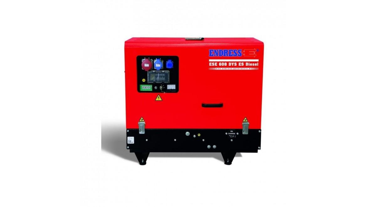 Дизельный генератор Endress ESE 608 DYS-GT ES Diesel (131010)