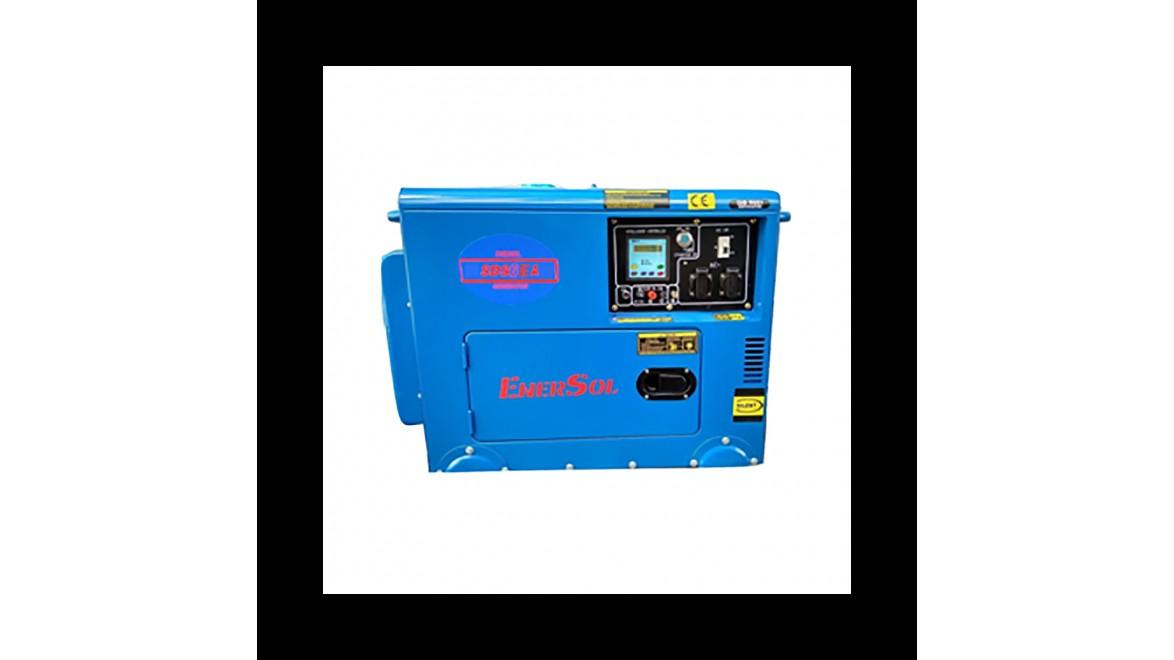 Дизельный генератор EnerSol SDS-6EA
