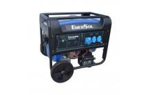 Бензиновый генератор EnerSol SG-8E-3 (В)
