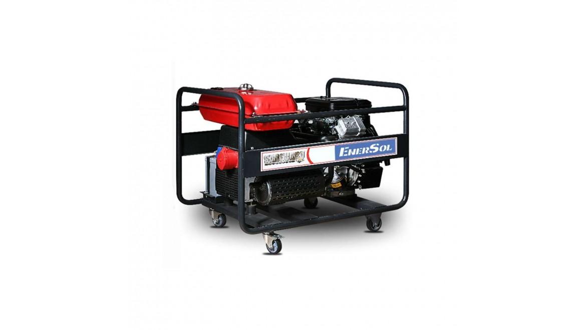 Бензиновый генератор EnerSol SGH-15000E-3