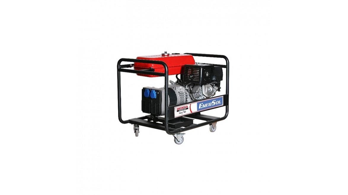 Бензиновый генератор EnerSol SGH-7500E-3