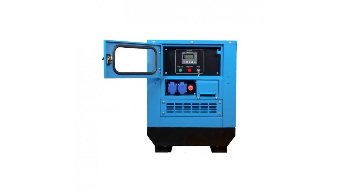 Дизельный генератор EnerSol SKDS12e