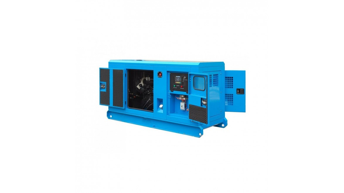 Дизельный генератор EnerSol STDS-115D