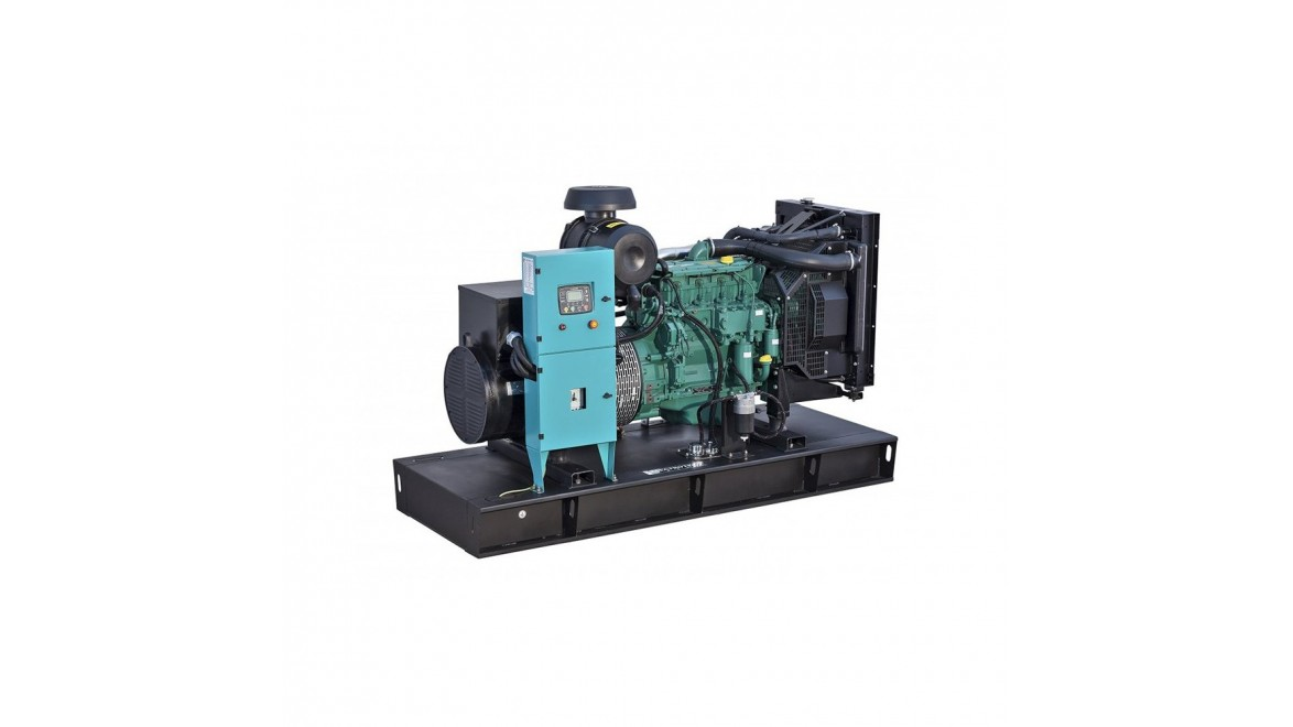 Дизельный генератор EnerSol STRO-140E
