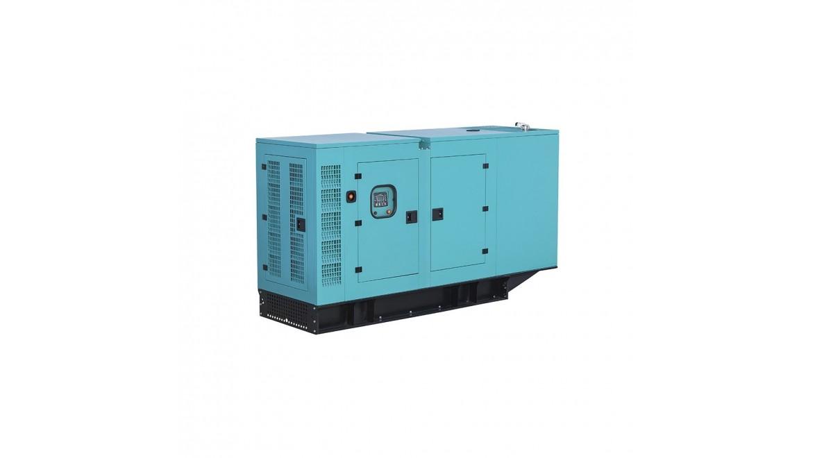Дизельный генератор EnerSol STRS-125E