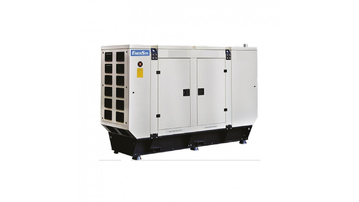 Дизельный генератор EnerSol STRS 150P