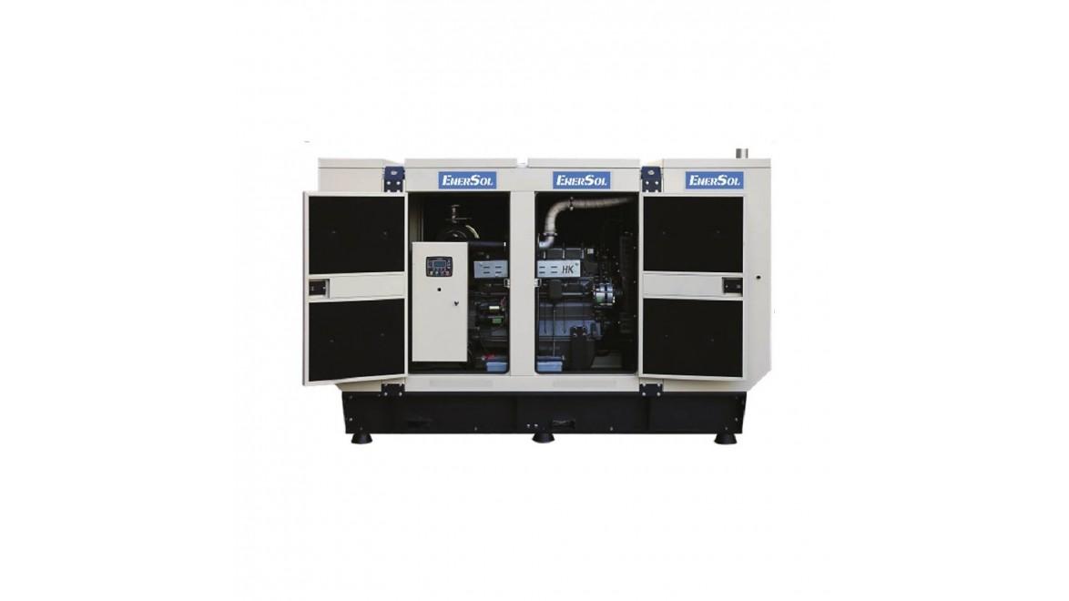 Дизельный генератор EnerSol STRS 35T