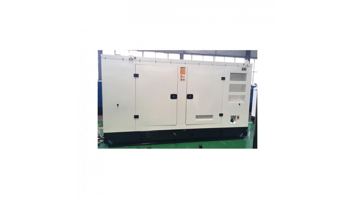 Дизельный генератор EnerSol STRS-35Z