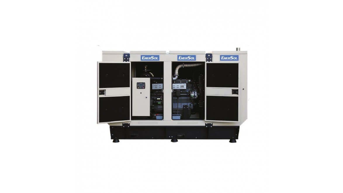 Дизельный генератор EnerSol STRS 90T