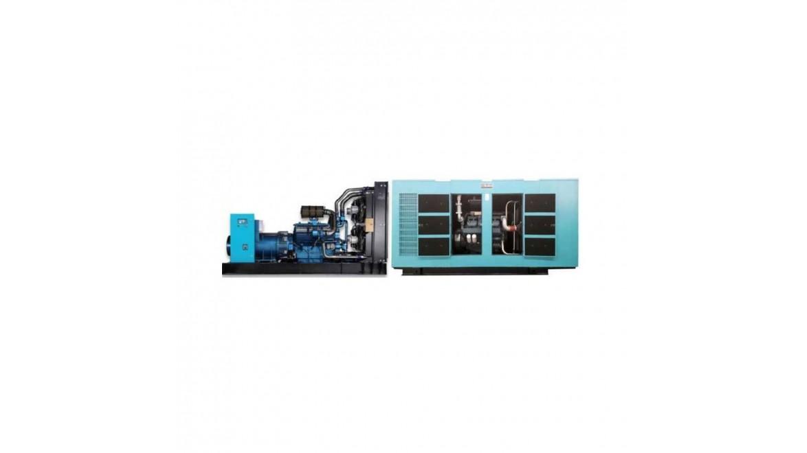 Дизельный генератор EnerSol STSS-330T