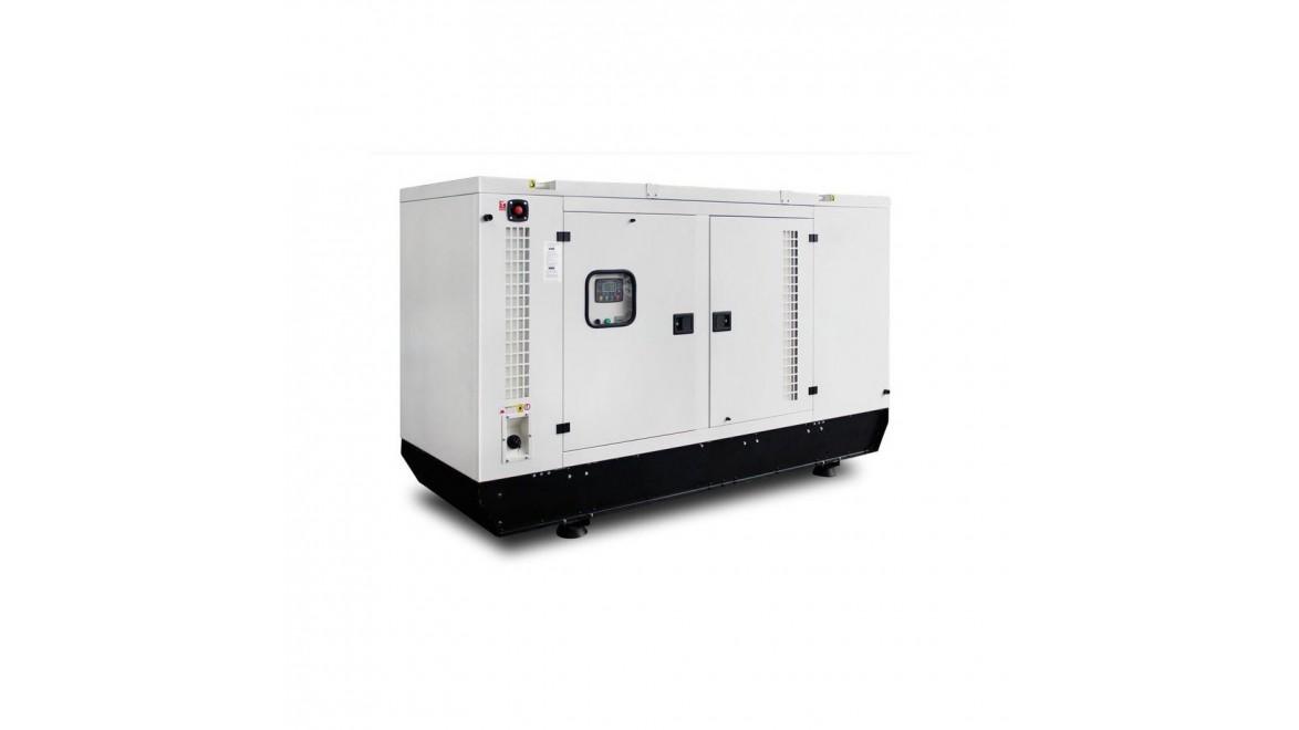 Дизельный генератор EnerSol STSS-700E