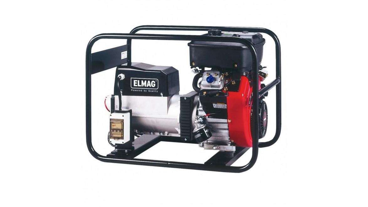 Бензиновый генератор Europower EP10000T