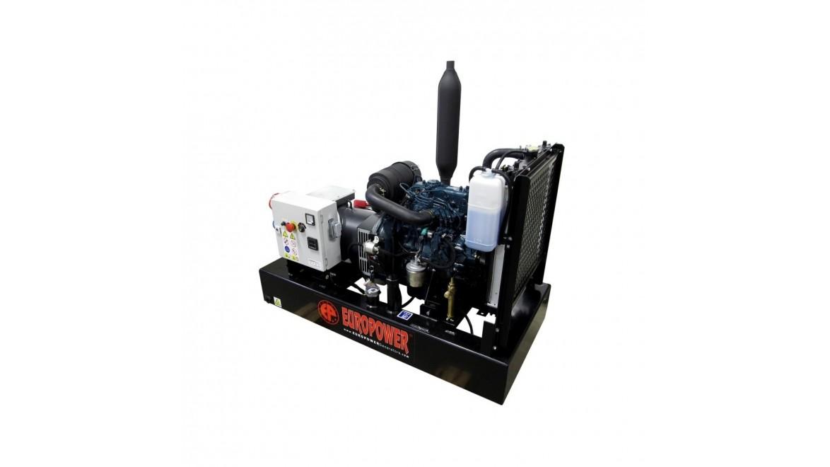 Дизельный генератор Europower EP83TDE
