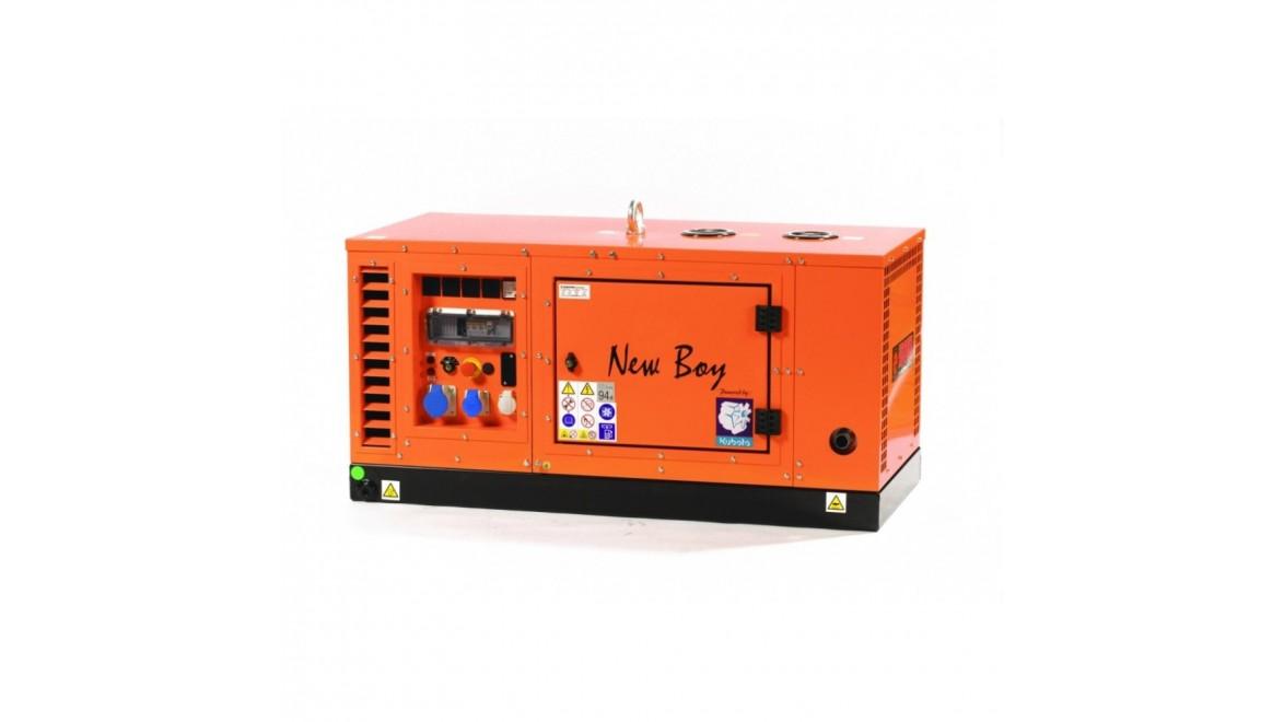 Дизельный генератор Europower EPS123DE