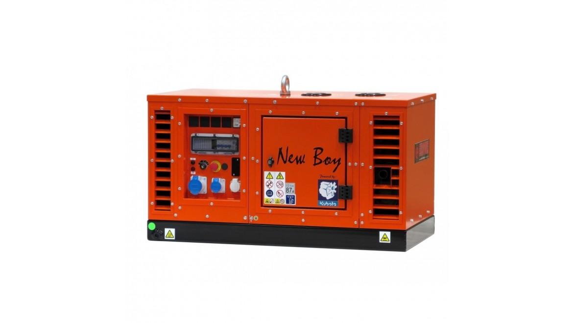 Дизельный генератор Europower EPS400DXE