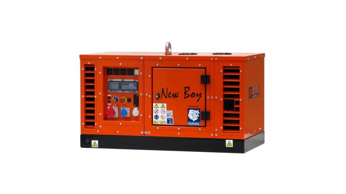 Дизельный генератор Europower EPS44TDE