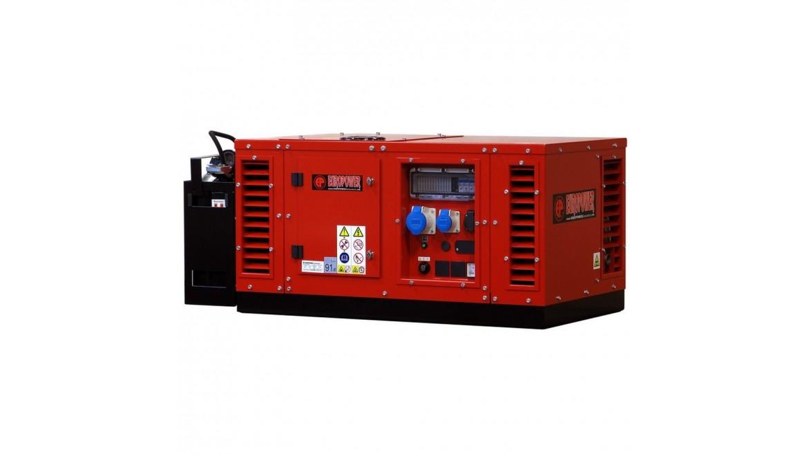 Бензиновый генератор Europower EPS6000E