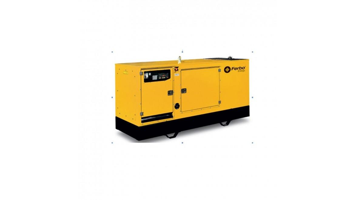 Дизельный генератор Ferbo FE 110 I-S-A