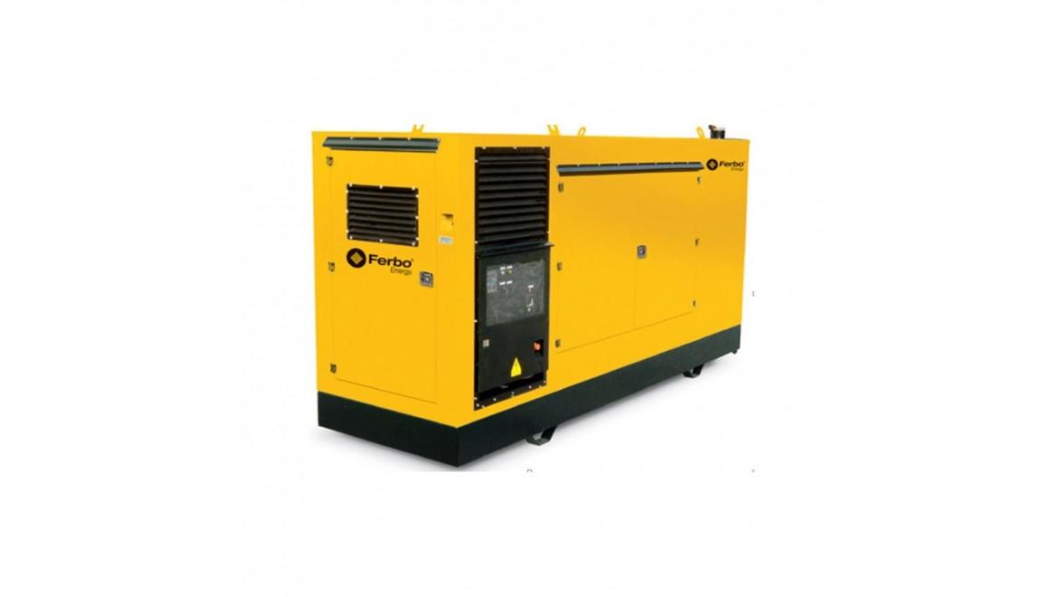 Дизельный генератор Ferbo FE 330 C-S