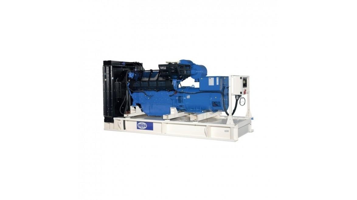 Дизельный генератор FG Wilson P1650E3