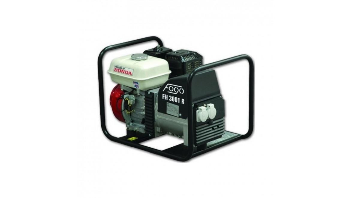Бензиновый генератор Fogo FH 3001 R