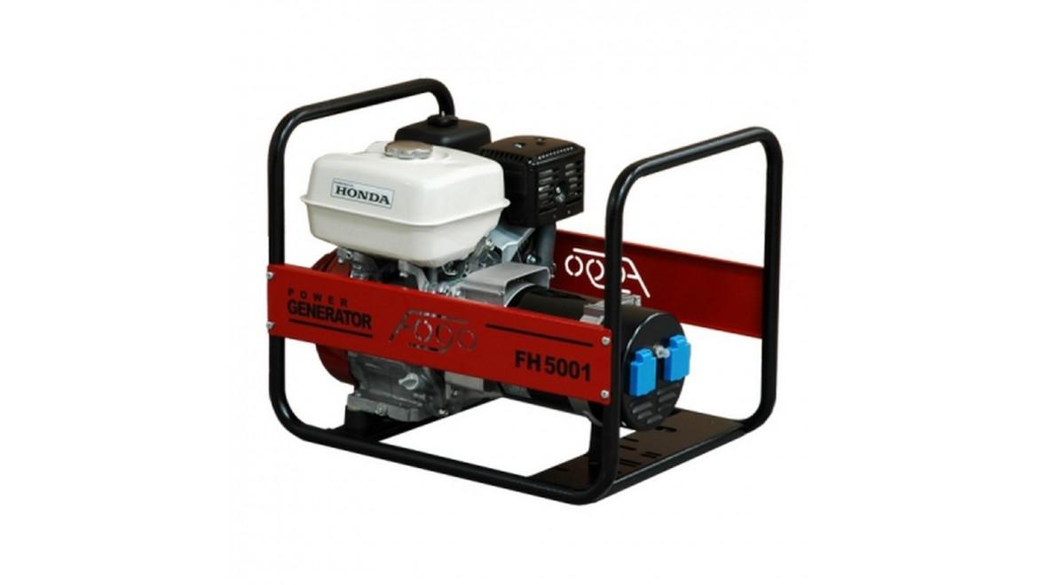 Бензиновый генератор Fogo FH 5001