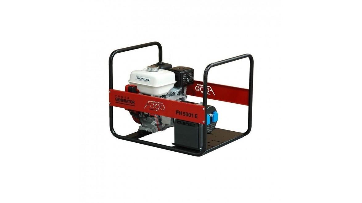 Бензиновый генератор Fogo FH 5001 Е