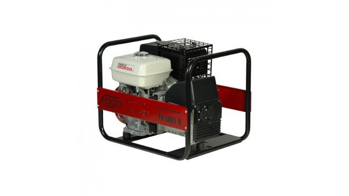 Бензиновый генератор Fogo FH 5001 R