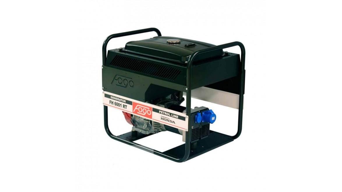 Бензиновый генератор Fogo FH 6001 RT