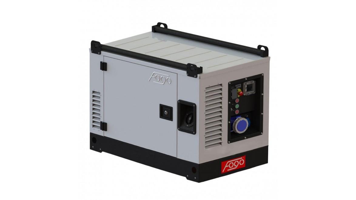 Бензиновый генератор Fogo FH 6001RCEA