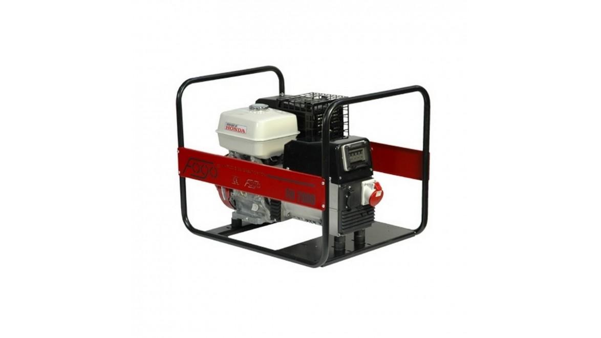 Бензиновый генератор Fogo FH 7000