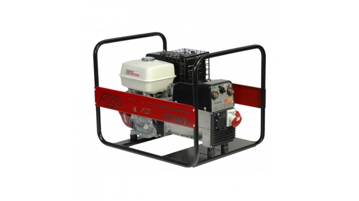 Бензиновый генератор Fogo FH 7220 SE