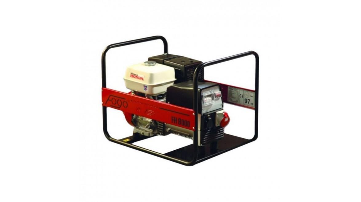 Бензиновый генератор Fogo FH 8000 Е