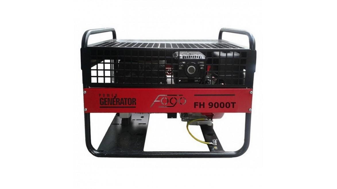 Бензиновый генератор Fogo FH 9000 T
