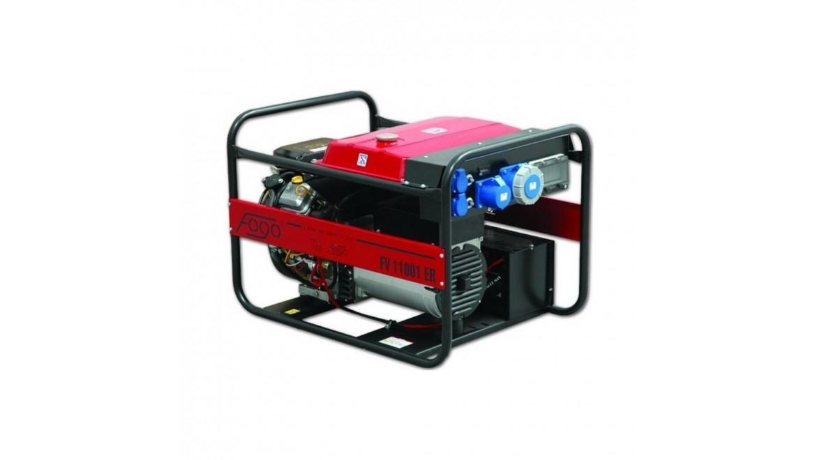 Бензиновый генератор Fogo FV 11001 ER