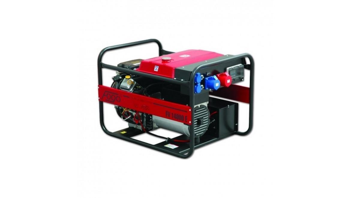 Бензиновый генератор Fogo FV 14000 E
