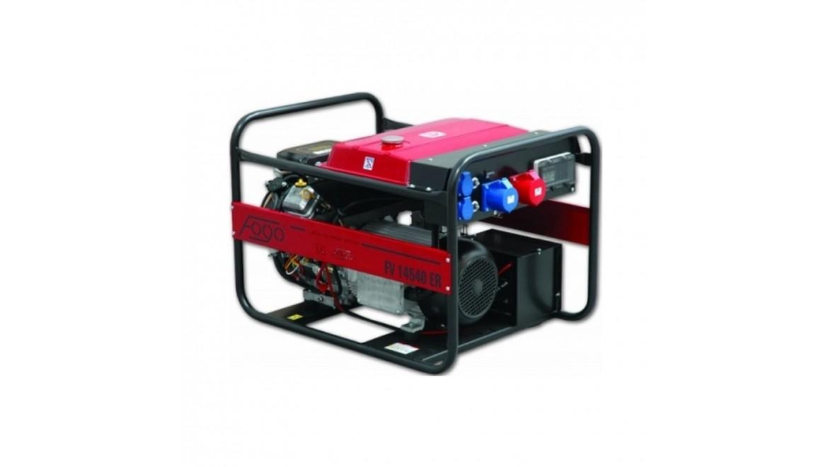 Бензиновый генератор Fogo FV 14540 ERT