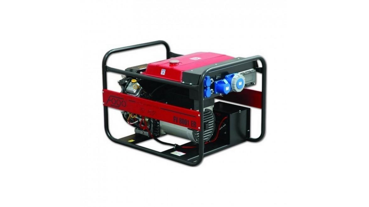 Бензиновый генератор Fogo FV 8001 ER