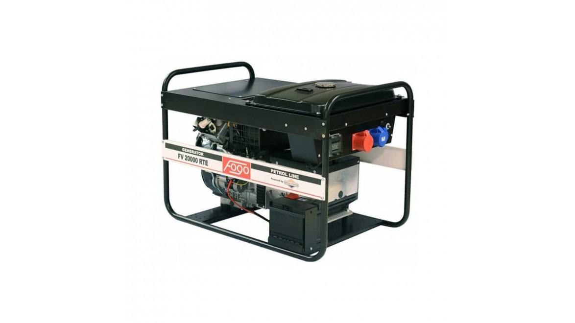 Бензиновый генератор Fogo FV20000RTE