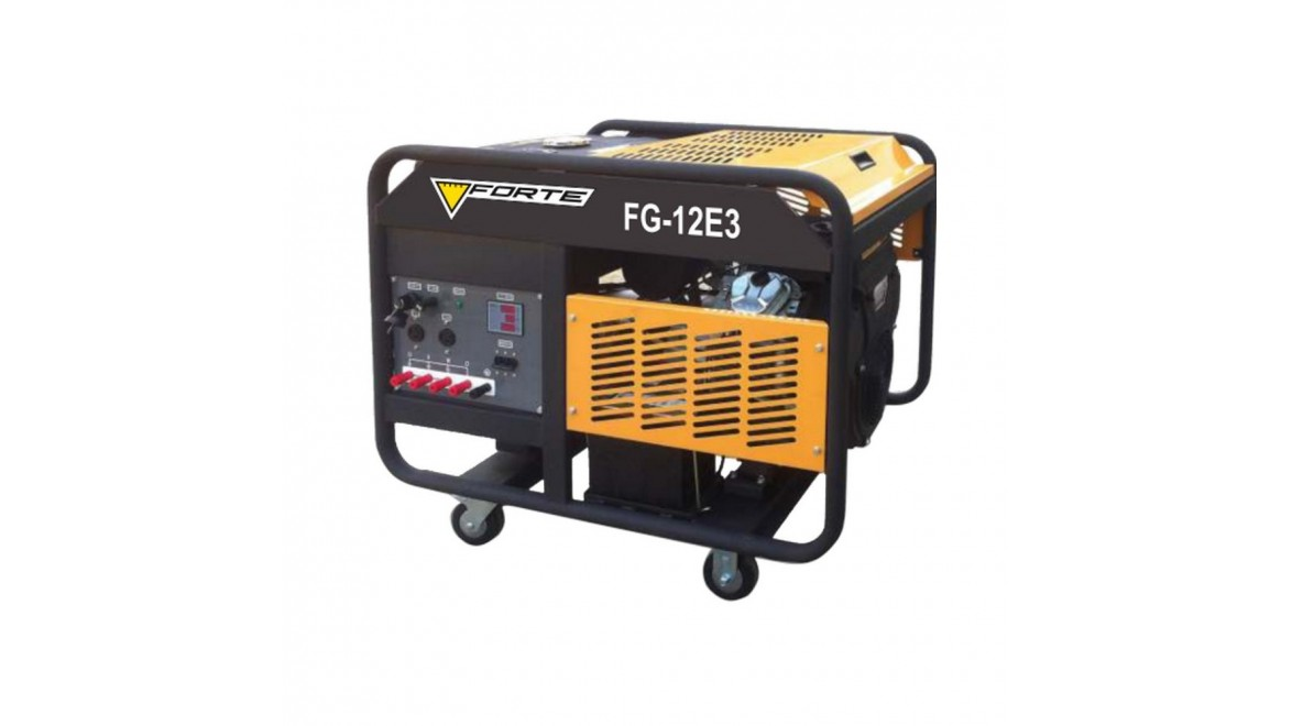 Бензиновый генератор Forte FG12E