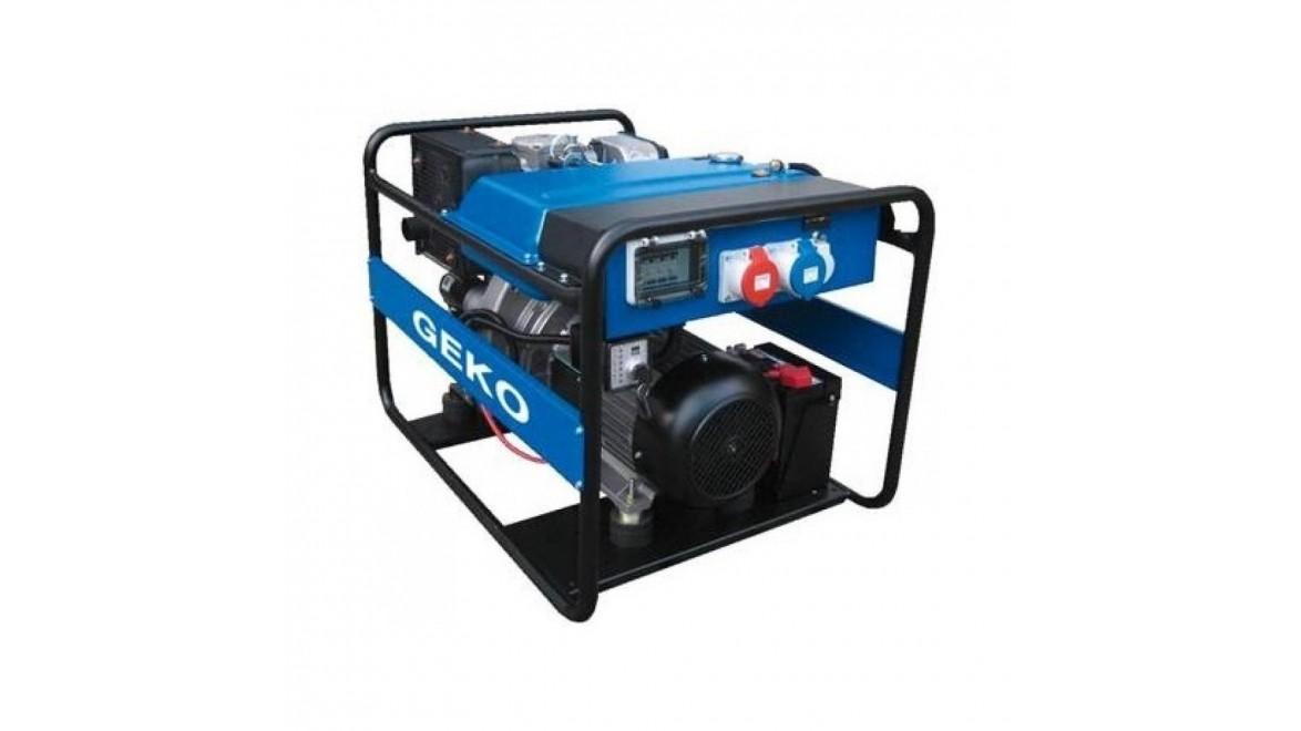 Дизельный генератор GEKO 10010 E-S/ZEDA BLC