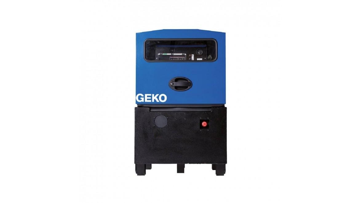 Дизельный генератор GEKO 11014 ED-S/MEDA SS