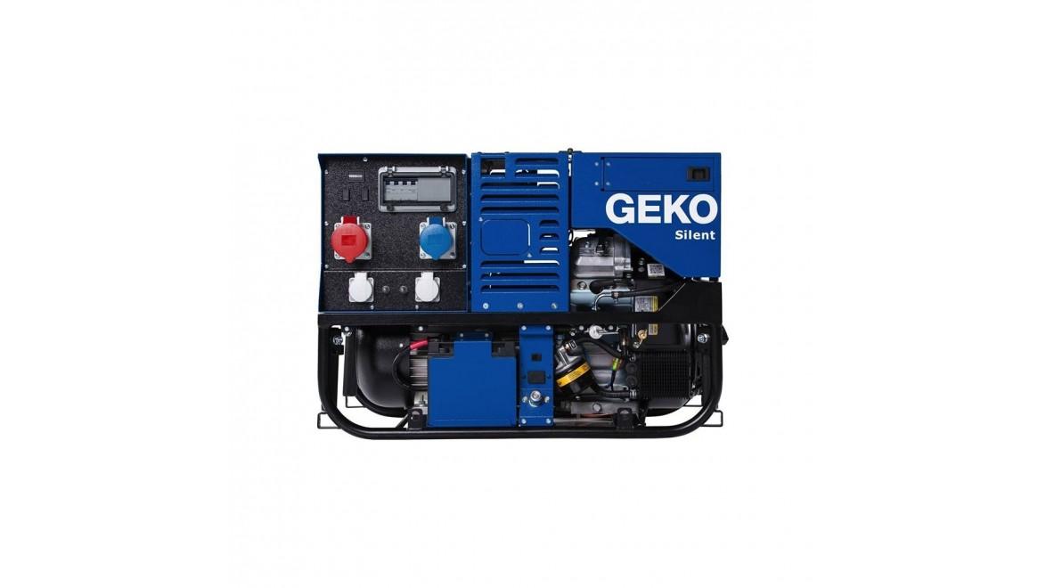 Бензиновый генератор GEKO 14000ED-S/SEBA SS