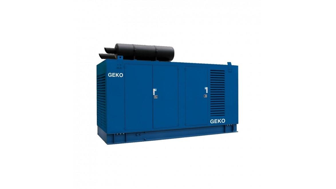 Дизельный генератор GEKO 1500010 ED-S/KEDA SS