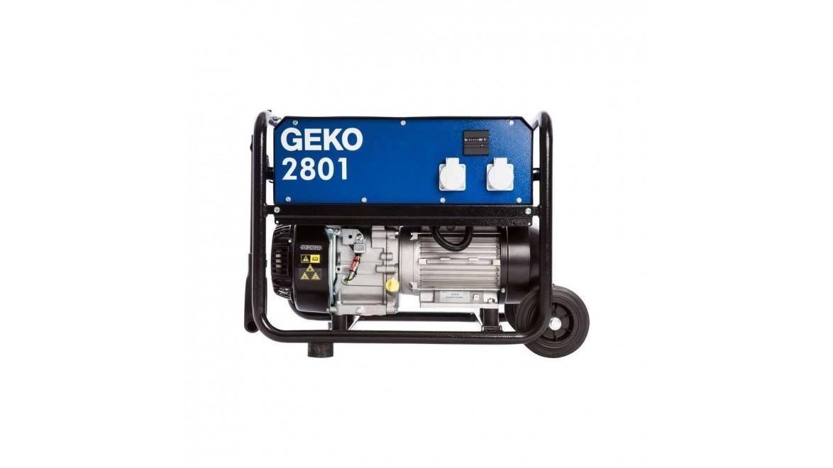 Генератор GEKO 2801E-A/SHBA