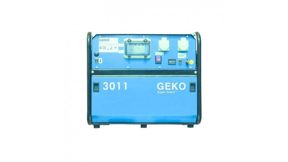 Бензиновый генератор GEKO 3011E-A/HHBA SS