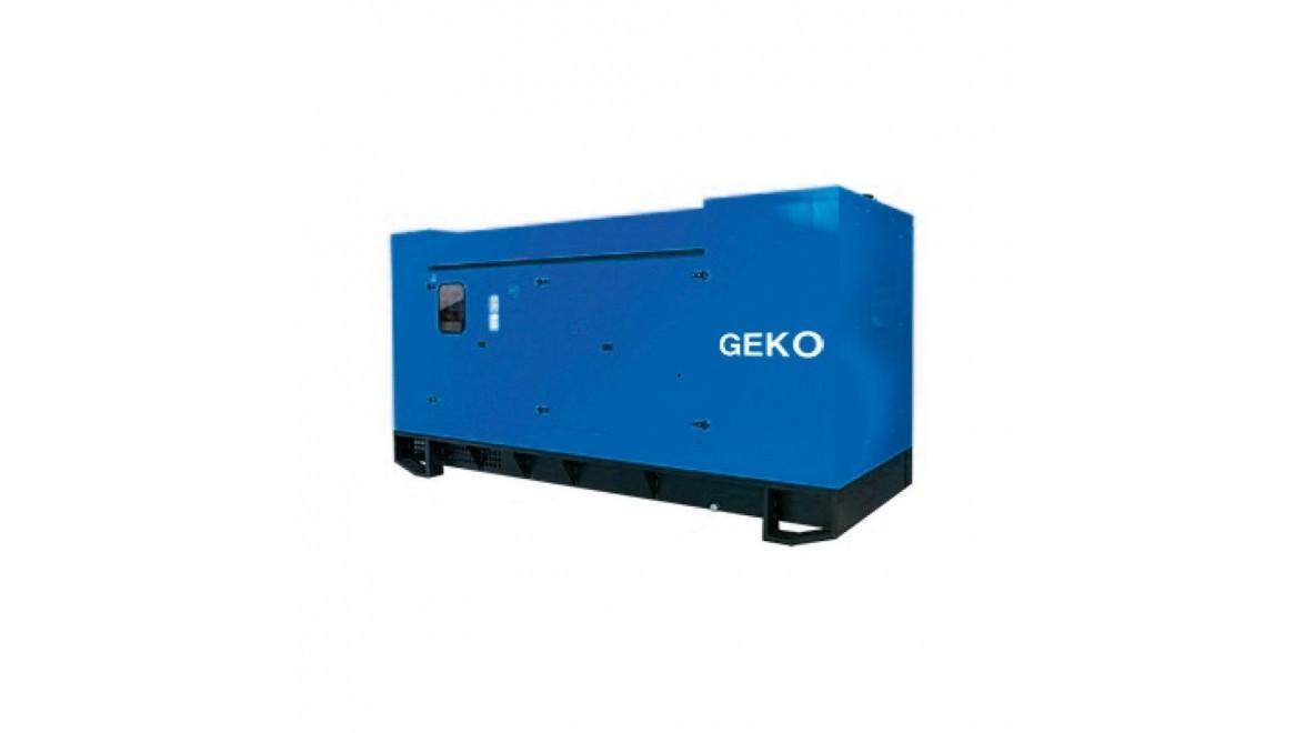 Дизельный генератор GEKO 380010 ED-S/VEDA SS