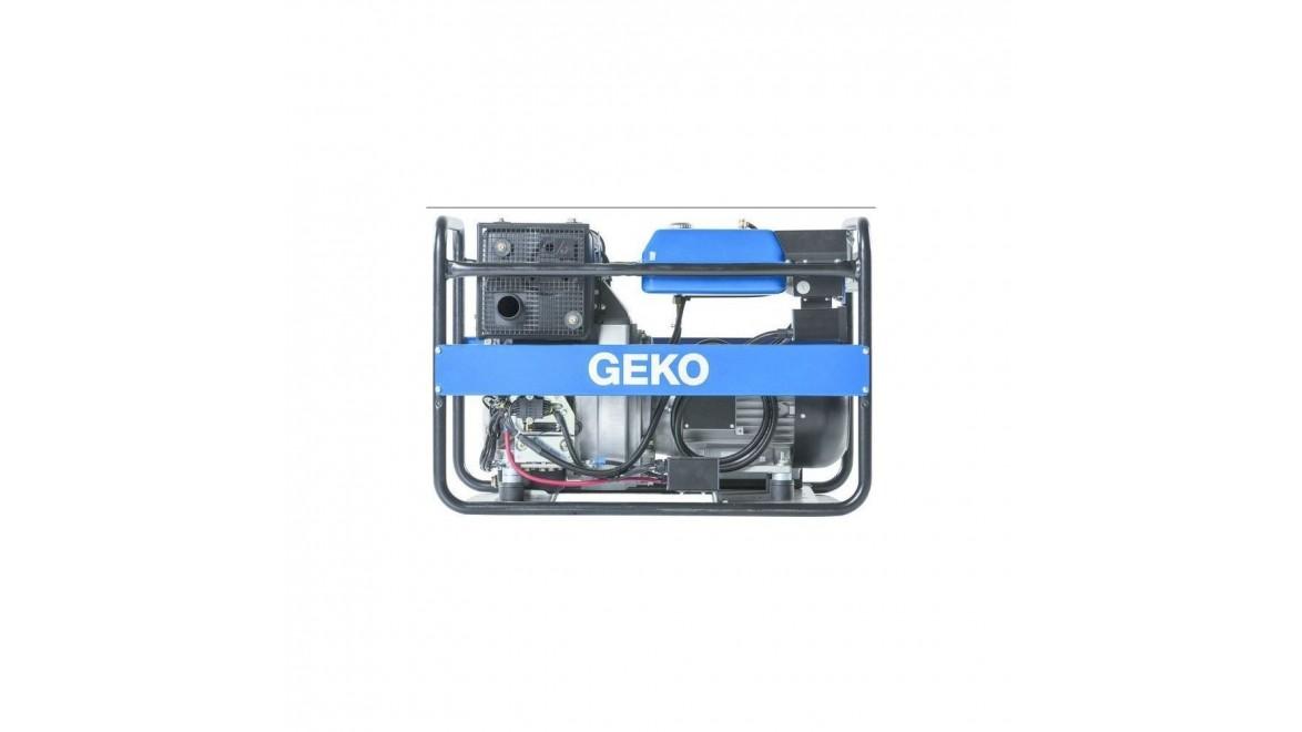 Бензиновый генератор GEKO 4400 ED-A/HHBA